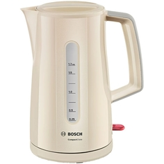 Электрочайник Bosch TWK3A017 (бежевый)