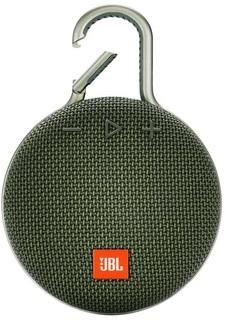 Портативная колонка JBL Clip 3 (зеленый)