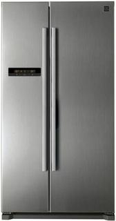 Холодильник Daewoo FRN-X22B5CSI (серебристый)