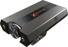Звуковая карта Creative USB Sound BlasterX G6