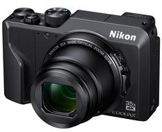 Цифровой фотоаппарат Nikon Coolpix A1000 (черный)