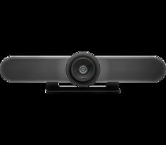 Веб камера Logitech MeetUp (черный)