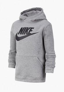 Худи Nike B NSW PO HOODIE CLUB FLC HBR