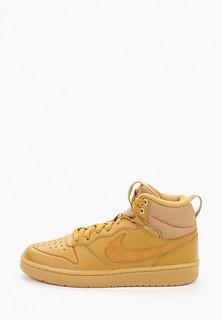 Кеды Nike COURT BOROUGH MID 2 BOOT (GS)