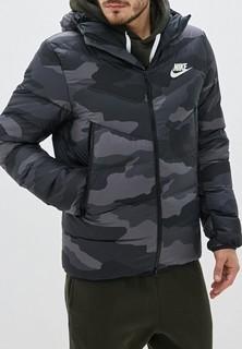 Пуховик Nike M NSW DWN FILL WR JKT HD AOP
