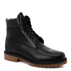 Ботинки TIMBERLAND 6 Inch Heritage Boot черный