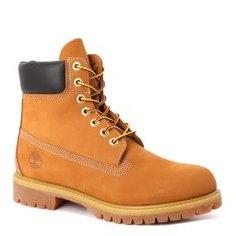 Ботинки TIMBERLAND 6 Inch Premium Boot желто-коричневый