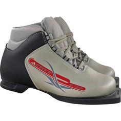 Ботинки лыжные Marax 75мм М350 ACTIVE серебро р.45