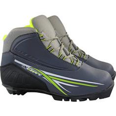 Ботинки лыжные Marax NNN MXN300 ACTIVE серый р.44