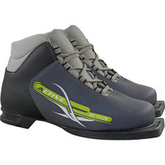 Ботинки лыжные Marax 75мм М350 ACTIVE серый р.33