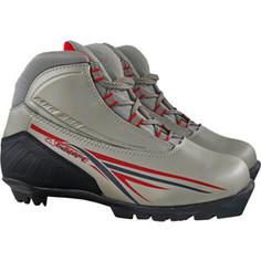 Ботинки лыжные Marax NNN MXN300 ACTIVE серебро р.42