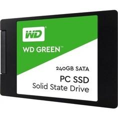 SSD накопитель Western Digital SSD 240Gb WDS240G2G0A