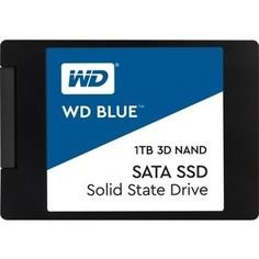 SSD накопитель Western Digital SSD 1Tb WDS100T2B0A