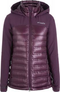 Куртка пуховая женская Columbia Heatzone 1000 TurboDown II, размер 48