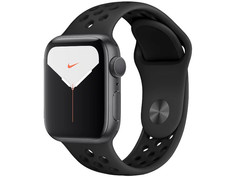 Умные часы APPLE Watch Nike Series 5 40mm Space Grey Aluminium with Anthracite-Black Nike Sport Band MX3T2RU/A