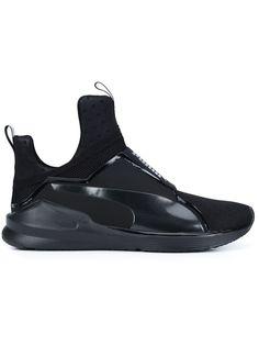 Puma фактурные кроссовки