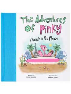 The Webster Kids книга The Adventures of Pinky: Friends in Fur Places