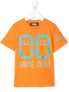 Jeremy Scott Junior футболка с принтом Game Over