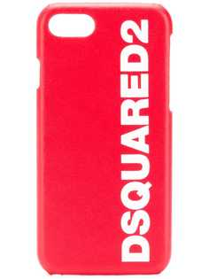 Dsquared2 чехол для iPhone 8