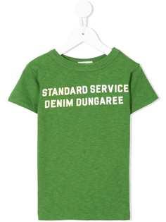 Denim Dungaree футболка с принтом Standard Service