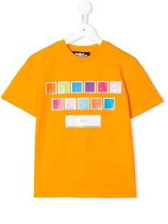Jeremy Scott Junior футболка в клетку