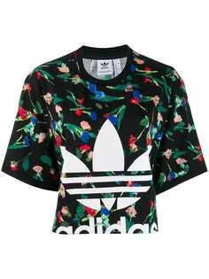 Футболки с логотипом Adidas
