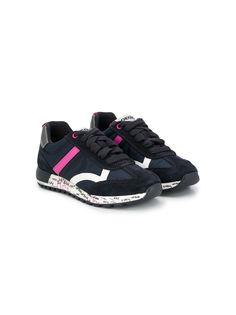 Geox Kids кроссовки с графичным принтом