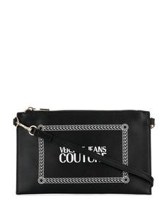 Versace Jeans Couture клатч с логотипом