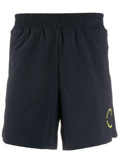 Calvin Klein спортивные шорты с вышитым логотипом