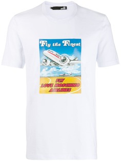 Love Moschino футболка Love Moschino Airlines