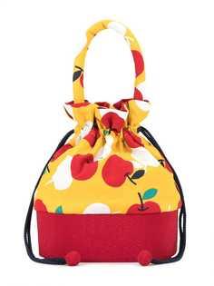 Familiar сумка-мешок с принтом