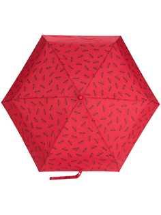 Moschino зонт с логотипом
