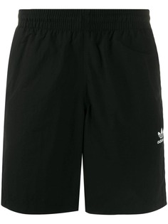 adidas плавки-шорты с вышитым логотипом