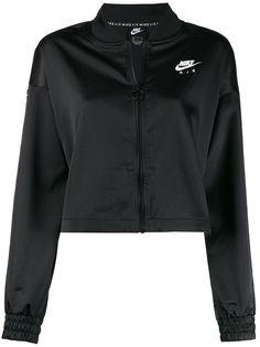 Nike спортивная куртка с логотипом