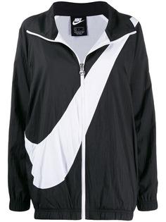 Nike ветровка на молнии