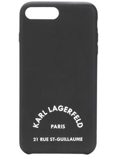 Karl Lagerfeld чехол K/Athleisure для iPhone 8+