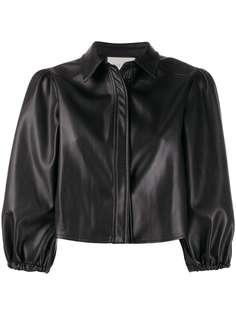 Alexis куртка с укороченными объемными рукавами