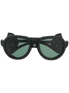 Moncler Eyewear солнцезащитные очки-авиаторы