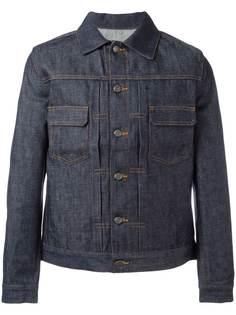 A.P.C. джинсовая куртка