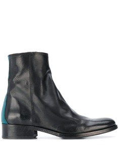 Paul Smith ботинки на молнии