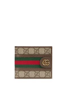 Gucci бумажник Ophidia GG