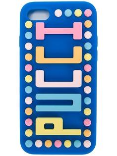 Emilio Pucci чехол для iPhone 7 с логотипом