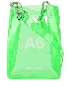 Nana-Nana мини сумка-тоут A6
