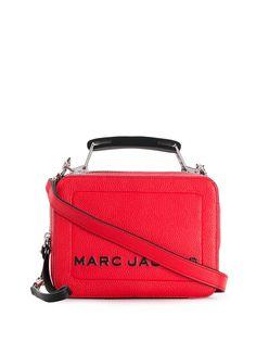 Marc Jacobs каркасная мини-сумка