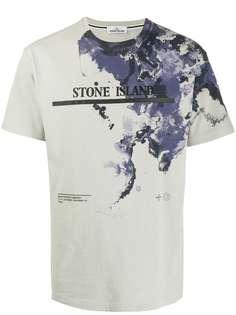 Категория: Мужские футболки с логотипом Stone Island
