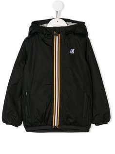 K Way Kids куртка на молнии с капюшоном