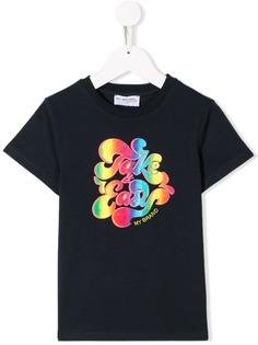 My Brand Kids футболка с логотипом