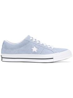 Converse кеды с декором в форме звезд
