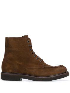 Eleventy ботинки на шнуровке