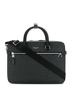 Michael Michael Kors сумка для ноутбука на молнии с логотипом